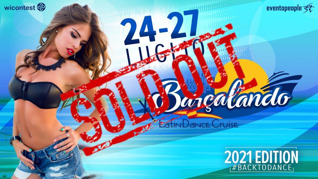 Barçalando (24-27 Luglio 2021): 4 giorni di puro divertimento a tema latino in viaggio verso Barcellona